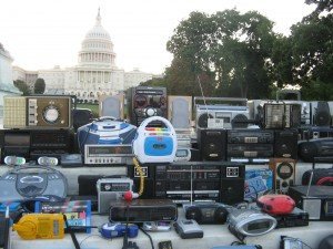 The Million Radio March on Washington, for LPFM